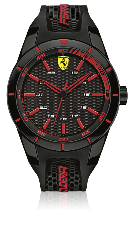 Часы Scuderia Ferrari Red Rev